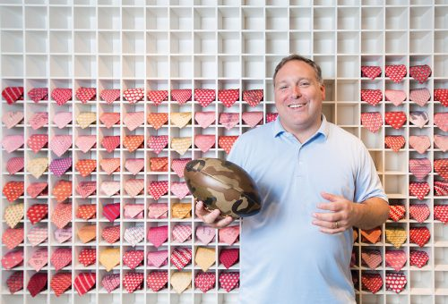 Alum Mike Gaumer Coaches vineyard vines to Victory