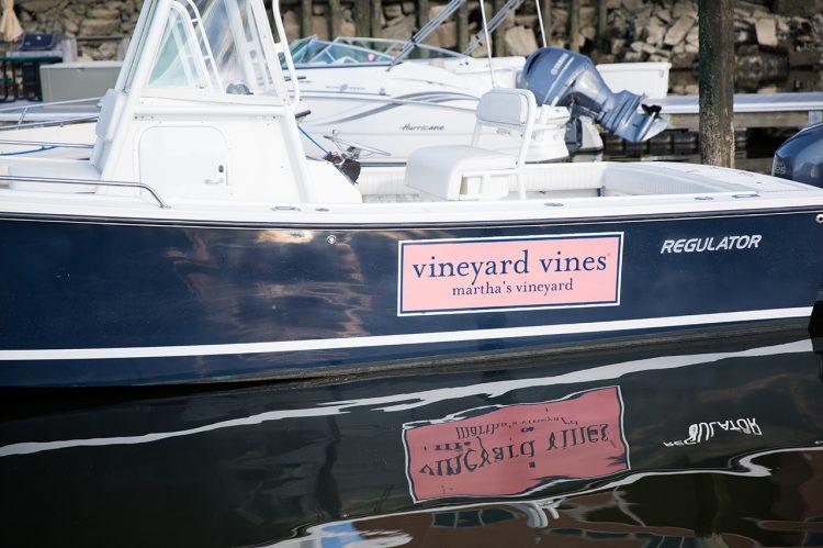 vineyard vines HQ is Port of Preppy