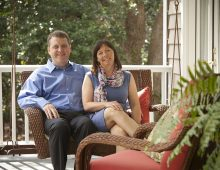 Swansons Named Outstanding Philanthropists of the Year