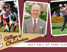 College Announces Athletics Hall of Fame Inductees