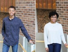 Science Students Honored for STEM Research