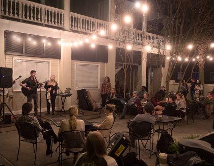 Songwriting Students Take Center Stage