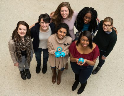 Diversifying Tech is Goal of Student Group