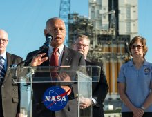 NASA Chief Bolden to Speak at Winter Commencement