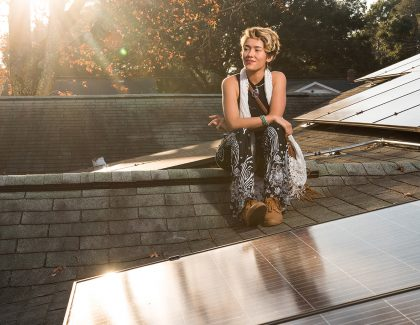 Geology Student's App Promotes Solar Power