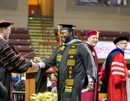 Congrats to CofC 2016 Winter Graduates
