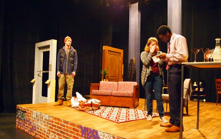 Theatre Department Takes on Gentrification in 'Buzzer'