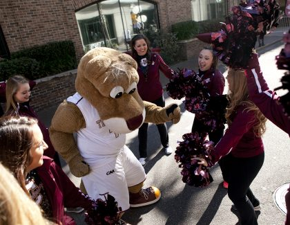 It's Homecoming Week at CofC