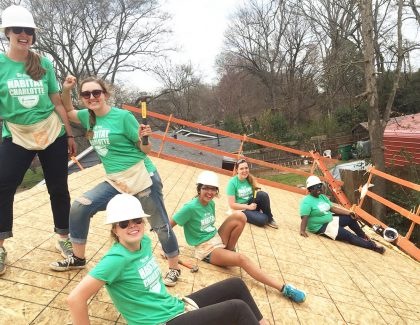 Students Learn, Serve With Alternative Spring Break