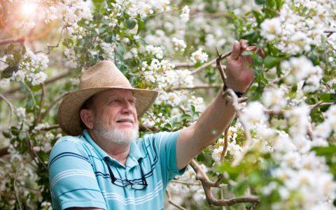 Remembering John Davis, the Man Behind CofC's Beauty