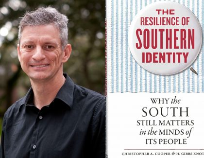 Professor's Book Examines Southern Identity