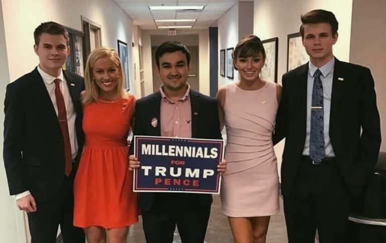 CofC Student Who Campaigned for Trump Goes to DC for Inauguration