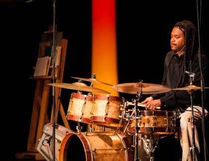 Quentin Baxter Part of Grammy-Nominated Jazz Project