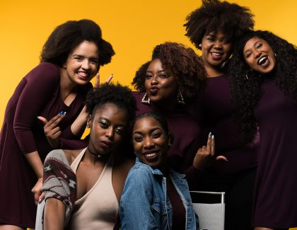 Collegiate Curls Builds Student Support Network
