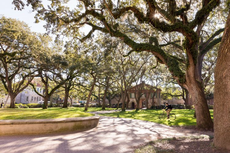 College of Charleston Among Top Fulbright Producers