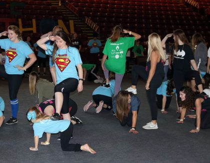 CofC's Dance Marathon Raises More than $50K for Kids