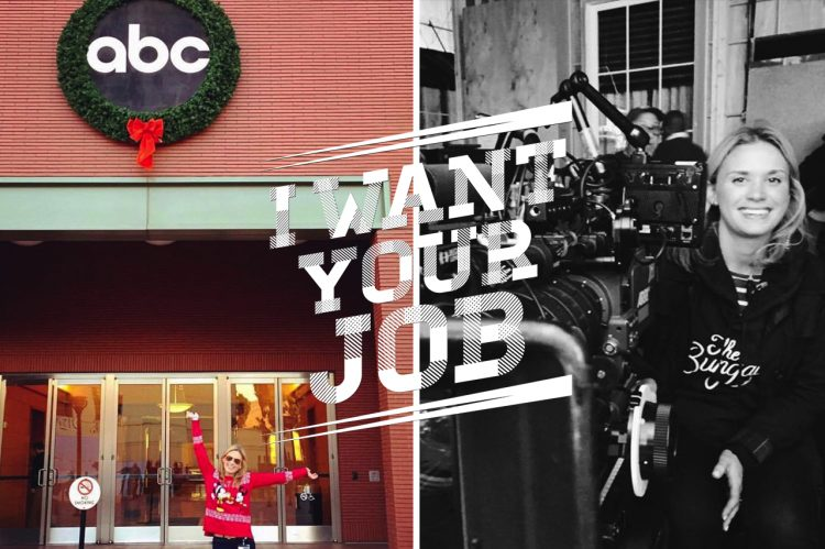 I Want Your Job: ABC Production Coordinator