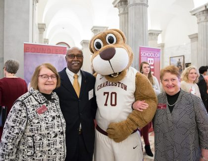 This Week in College of Charleston Photos: Feb. 10