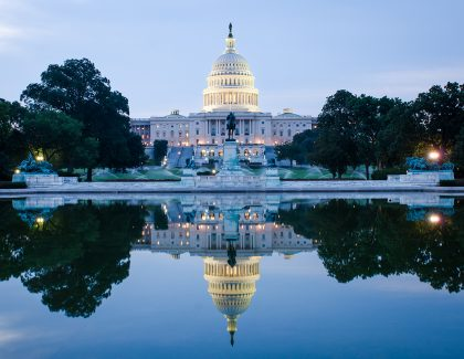 CofC Students Get Political Experience in Washington Semester