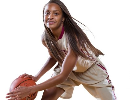 Breanna Bolden Finishes Career as One of Cougars' All-Time Greats
