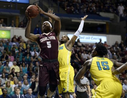Cougars Fall to UNCW 78-69 in CAA Title Game