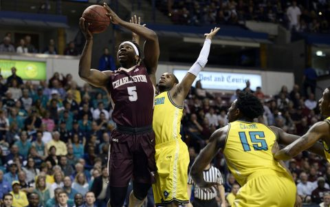 CofC's Jarrell Brantley Makes NBA Draft