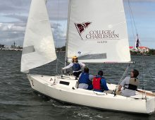 Warrior Sailing Program Back in Charleston