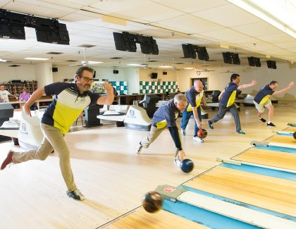 Get Rolling with Campus Recreation