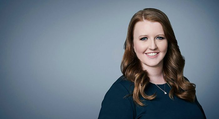 Alumna Reports From Political Trenches at CNN