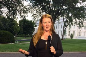 Caroline Kenny reports from outside the White House.