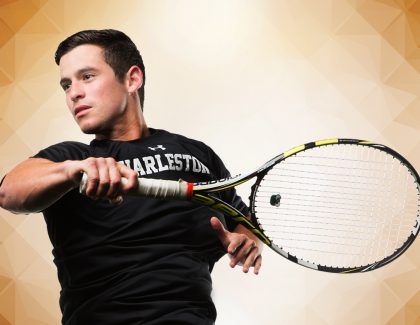 College of Charleston Men's Tennis, Going International