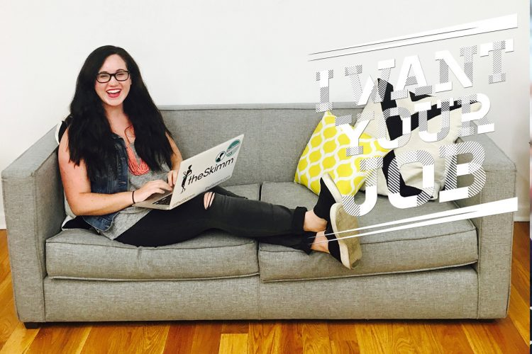 I Want Your Job: Community at theSkimm