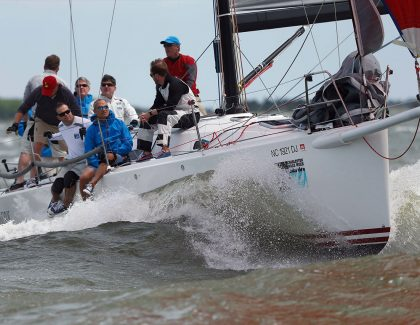 College of Charleston and Sperry Charleston Race Week: A Unique Sailing Partnership