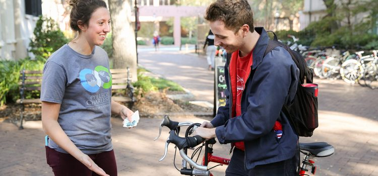 6 Ways to Practice Sustainability at the College of Charleston