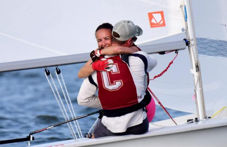 CofC Sailing Tops Yale to Win Second Team Race National Title