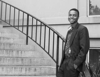 CofC Senior Shares His Fight Against Poverty Through Hip-Hop, R&B