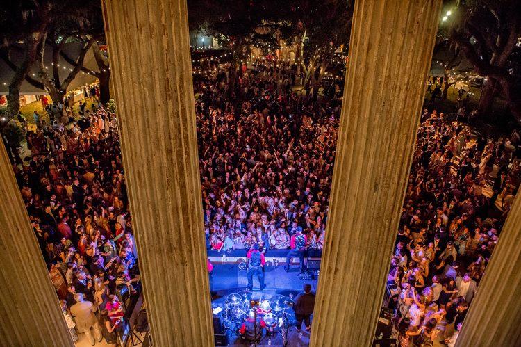 3,500 Attend A Charleston Affair