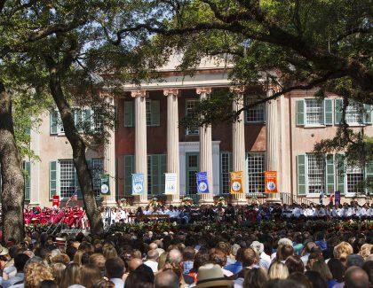 College Announces Spring 2019 Commencement Speakers