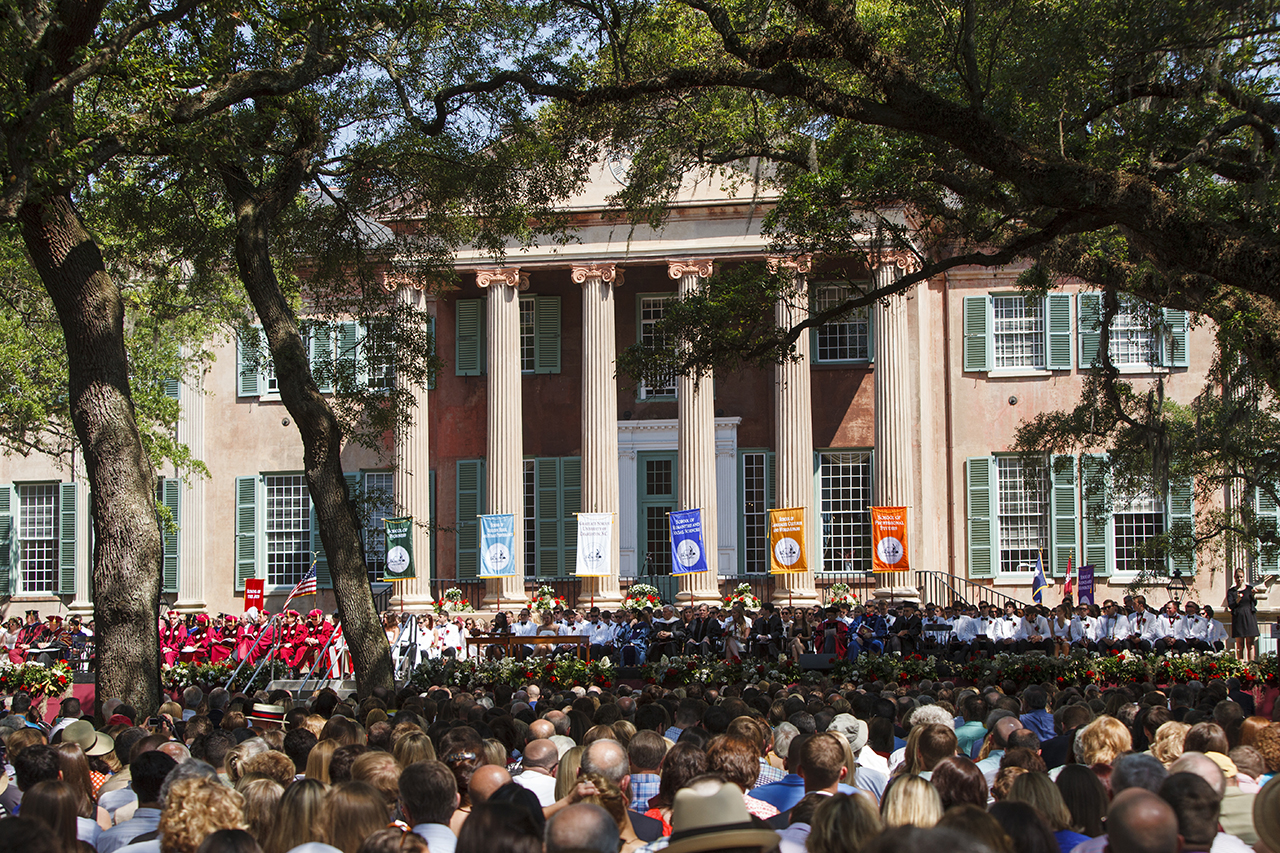 The Stories Behind The College Of Charleston S Iconic