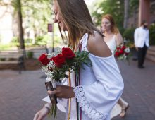 Graduates Reflect on Their CofC Years