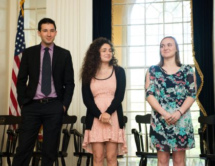 CofC Honors Exceptional Seniors With Yearly Awards