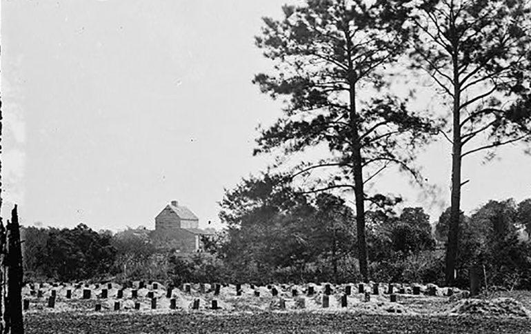 Memorial Day Uncovered: Charleston's 'Martyrs of the Race Course'