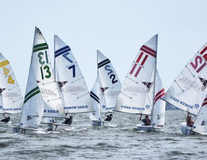 College Hosting National Collegiate Sailing Championships