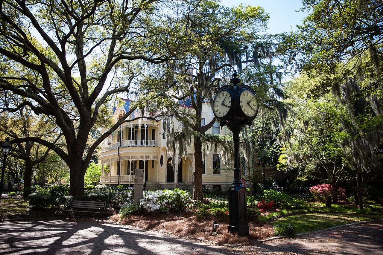 sottile house at the college of charleston