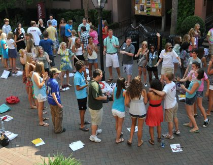 CofC Orientation: Everything You Need to Know