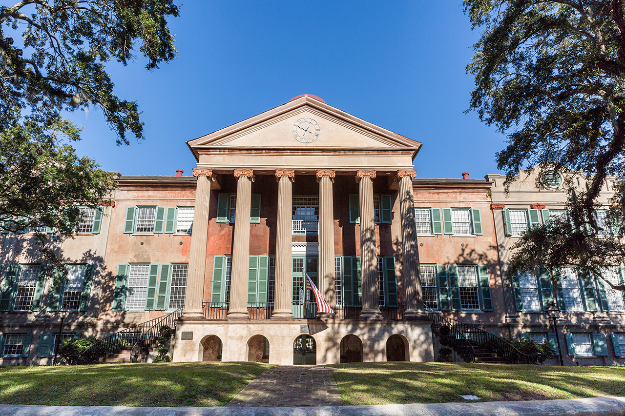 College of Charleston campus - Picture of College of Charleston College of charleston campus photos