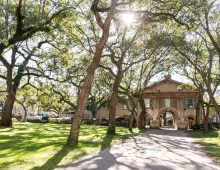 "CofC Named a Finalist in ""Most Beautiful College"" Contest"