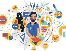 Math Professor Lets the Numbers Speak