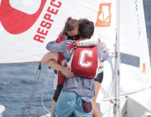 CofC Sailing Wins Fowle Trophy