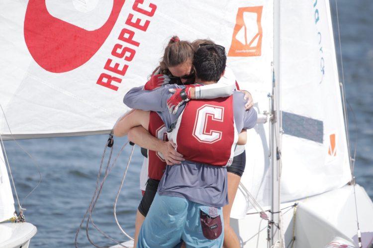 CofC Sailing Wins Fowle Trophy
